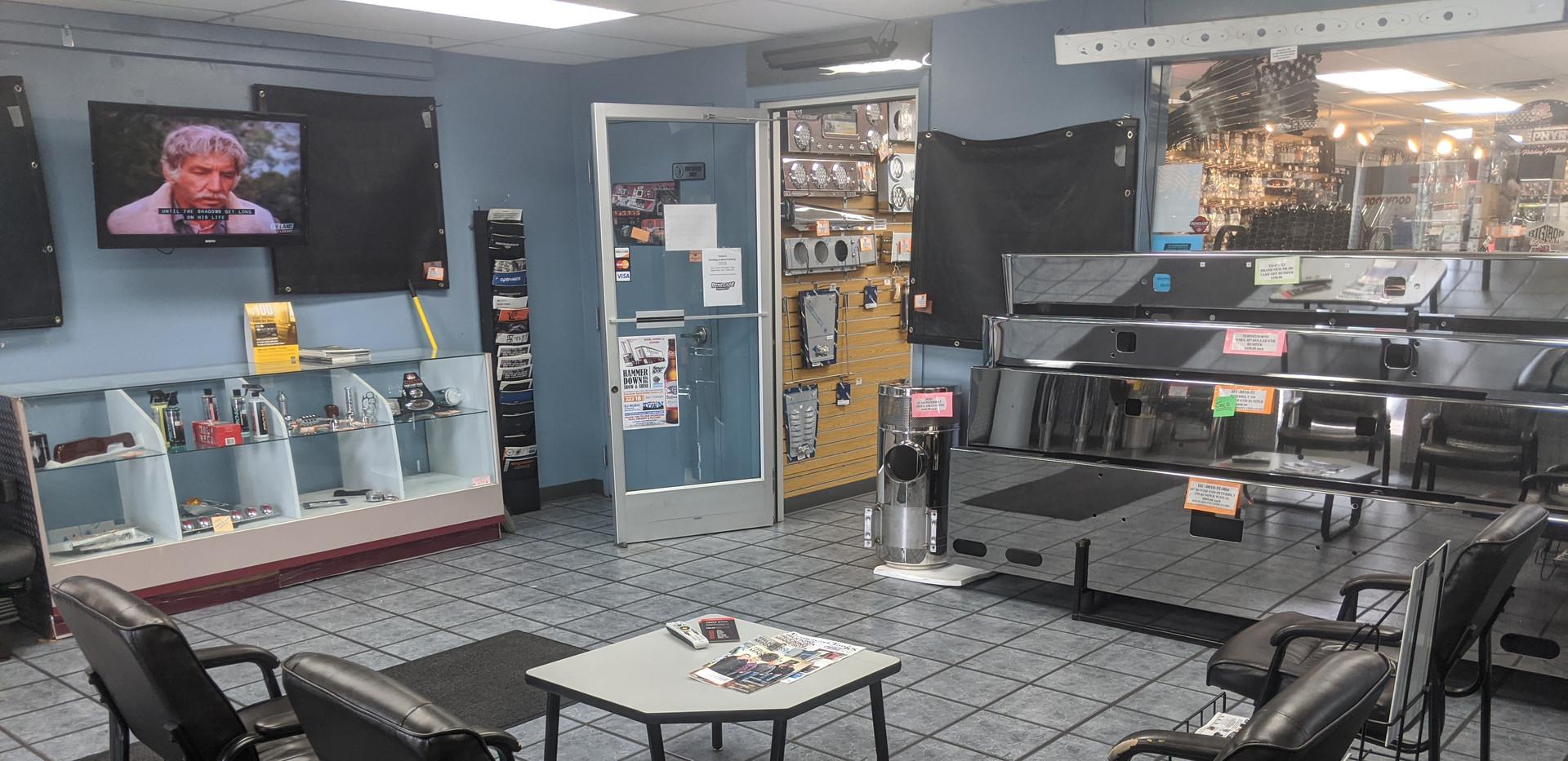 Chrome Store Lobby