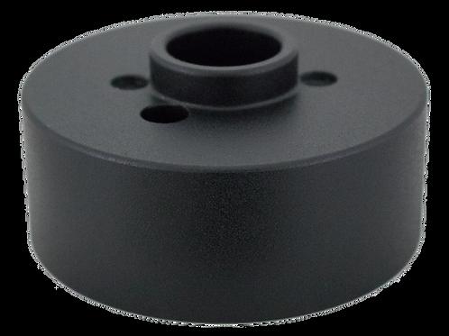 Black 5-Hole Bolt Pattern Hub- 914
