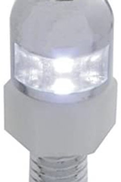 Single LED License Plate Fasteners