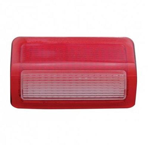 Passenger Door Light Lens - Red