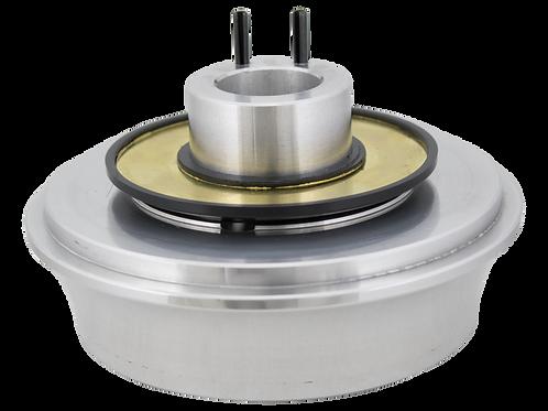 Polished Aluminum 5-Hole Bolt Pattern Hub- 716