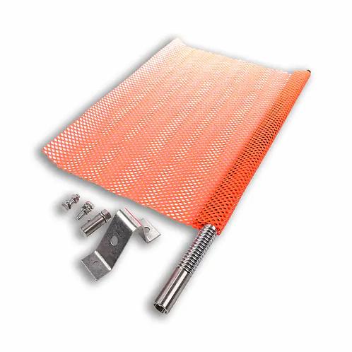 Flag Assembly Kit-Orange