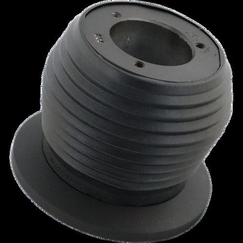 Black 3-Hole Bolt Pattern- 804