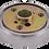Thumbnail: Chrome 3-Hole Bolt Pattern Hub- 814
