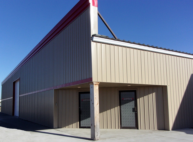 Outside Vehicle Installation Center (VIC)