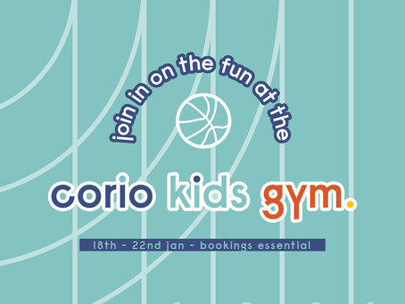 KIDS BEE ACTIVE @ CORIO VILLAGE