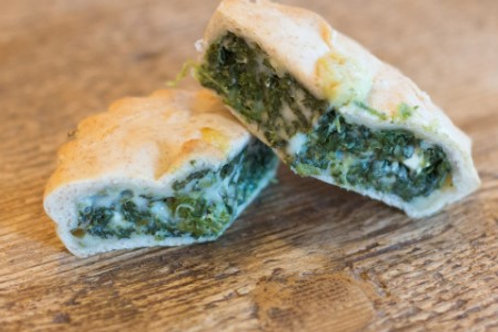 Spinach & Feta Cheese Pie W