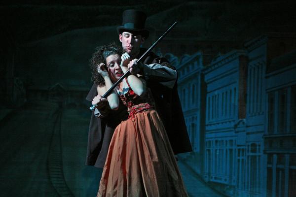 Dr Jekyll's Medicine Show ~ 2007