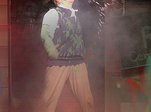 Toxic Avenger; The Musical