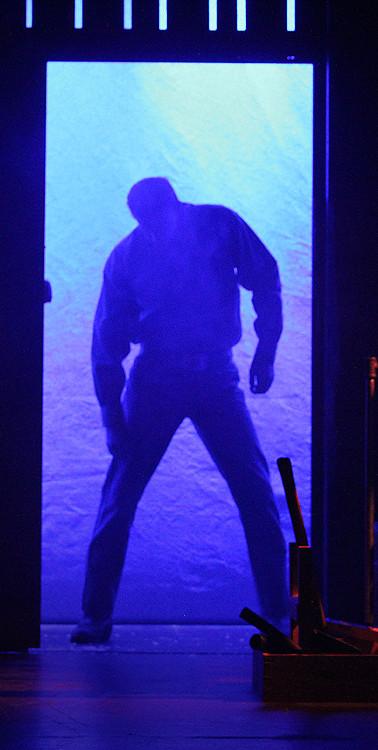 The Frozen Man   (TATC 2013)