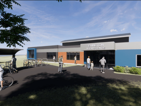 Project Completion - Evington Leisure Centre