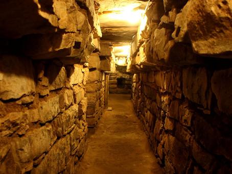 Los misterios subterráneos de Chavín de Huantar.