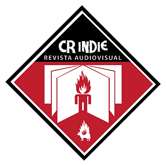 Revista CR Indie Logo