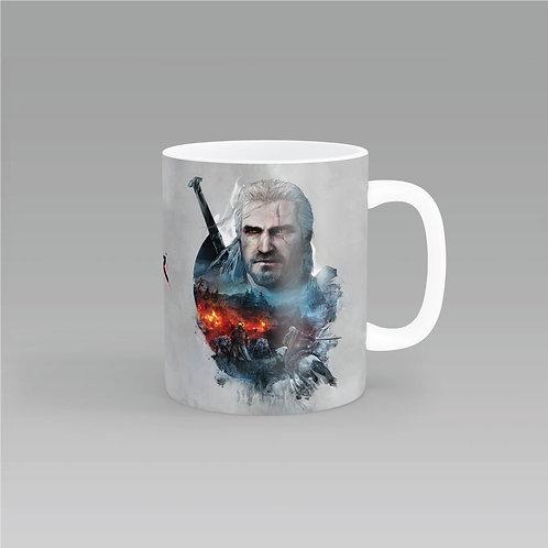 The Witcher 3 - Geralt de Rivia 3