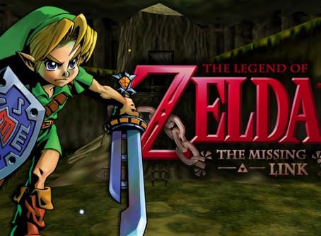 Fans crean Zelda: The Missing Link, una secuela de Ocarina of Time.