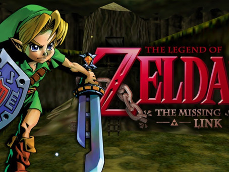 Fans crean Zelda: The Missing Link, una secuela de Ocarina of Time.