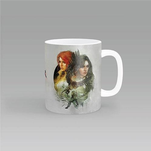 The Witcher 3 - Yennefer y Triss Merigold