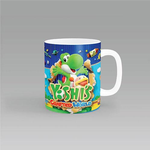 Mario Bros - Yoshi Crafted World
