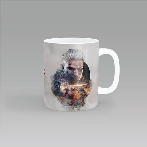 The Witcher 3 - Geralt de Rivia