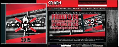 CR Indie Sesiones 2015