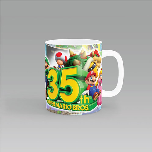 Mario Bros - 35 Aniversario