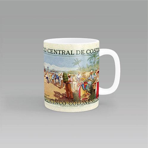 Serie Costa Rica - Billete de 5 mil Colones