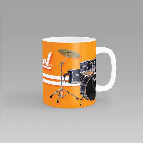 Pearl - Orange
