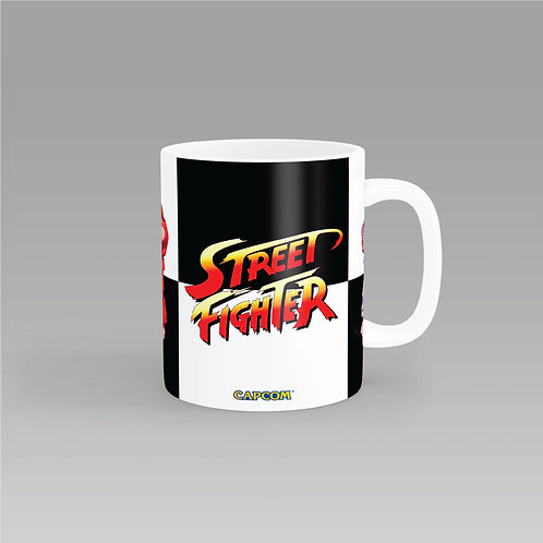 Street Fighter - Chun Li, Ken, Ryu y Guille