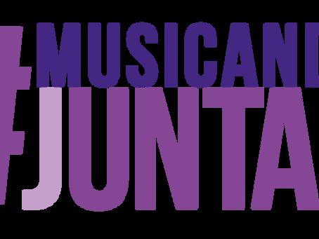 #MusicandoJuntas