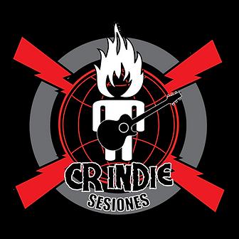 CR Indie Sesiones Logotipo