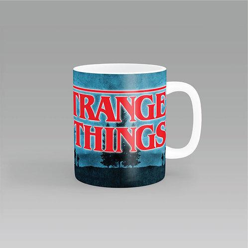 Stranger Things - Logotipo