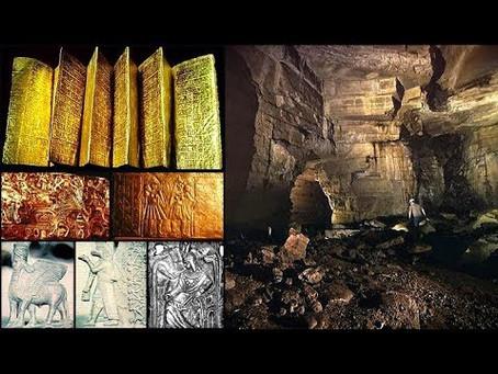 El Misterio de la Biblioteca Metálica Oculta en La Cueva de los Tayos