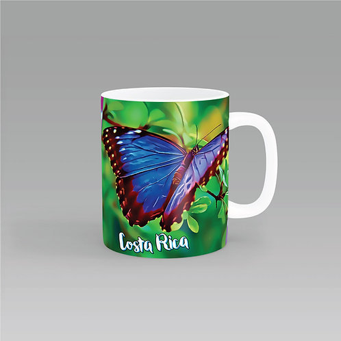 Serie Costa Rica - Mariposa Morphos