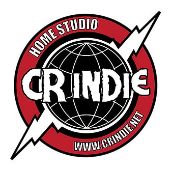 CR Indie Home Studio Logo