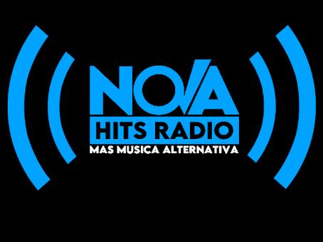 ¡Nova Hits Radio al aire!