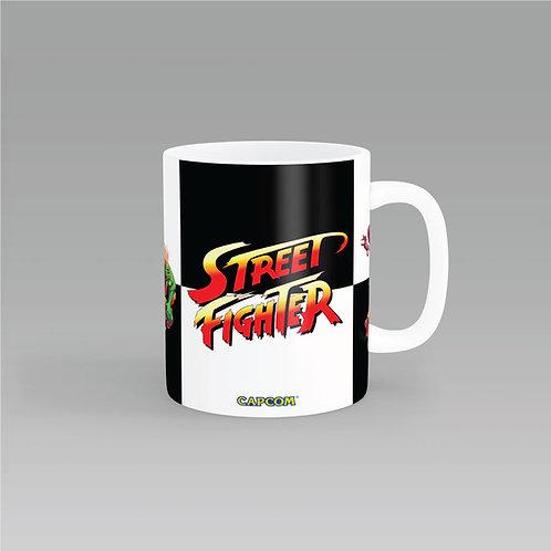 Street Fighter - Zangief, Blanca Dhalsim y Honda