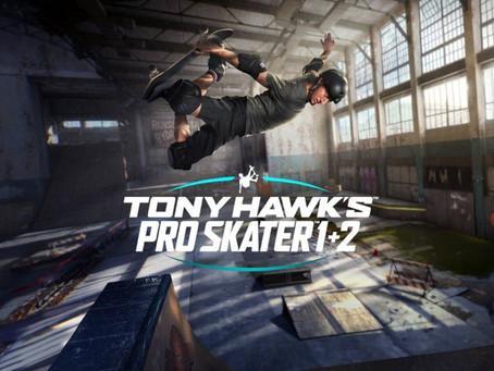 Tony Hawk's Pro Skater 1+2 con fecha de estreno