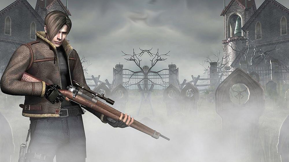 Resident Evil 4 Remake en desarrollo