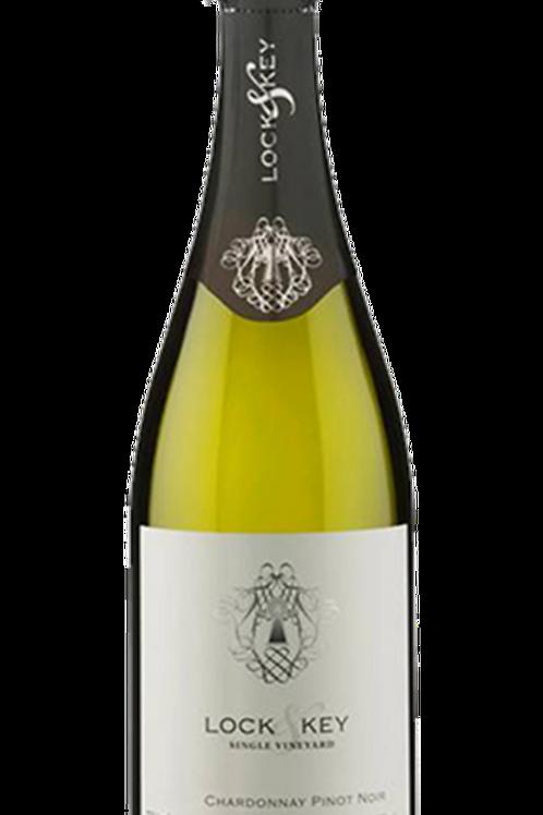 Pinot Noir, Chardonnay, Lock & Key Tumbarumba