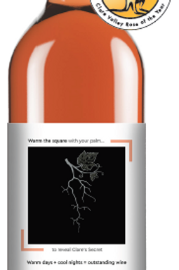Rose Grenache, Clares Secret Clare Valley