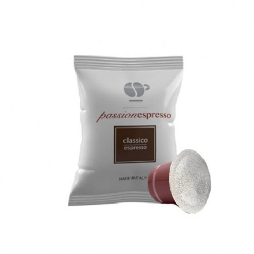 Kaffeekapseln Lollo Caffe Classico Nespresso* kompatibel (100 Kapseln)