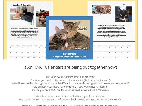 2021 Calendar - February