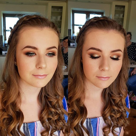 Another prom beauty! 😍 _Hair and makeup