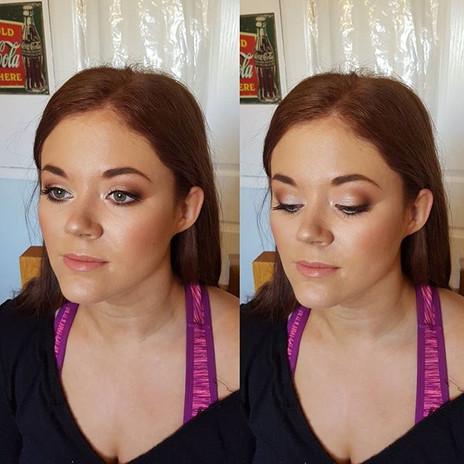 Some of my makeup work ❤💄_#makeup#makeu