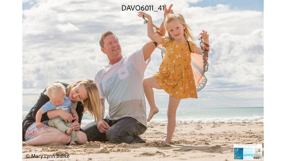 Sarah Family Portraits