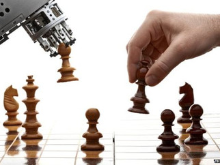 Gary Klein's Blog: Why Can't Computers Play Chess?
