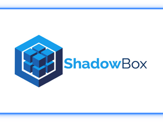 ShadowBox Newsletter: July 2018 Update