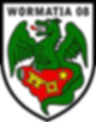 Wappen VfR Wormatia 08 Worms alte Form a