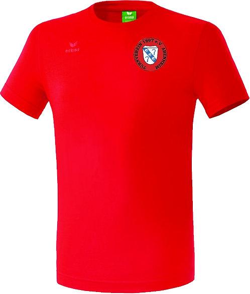 TVA Teamsport T-Shirt Baumwolle