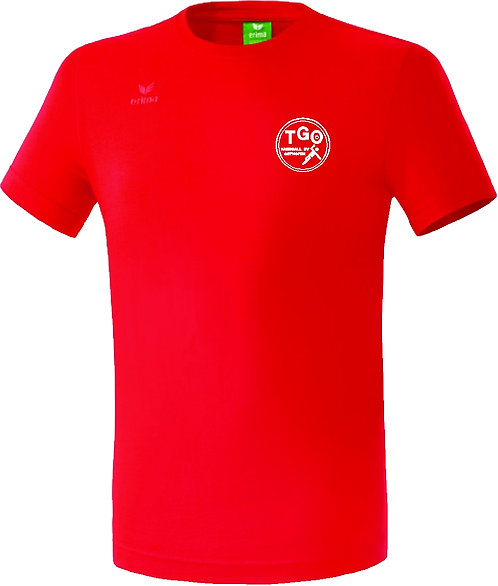 TGO Teamsport T-Shirt Baumwolle